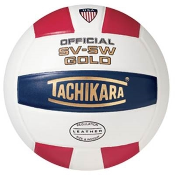 Picture of Tachikara® SV-5W Gold Volleyball