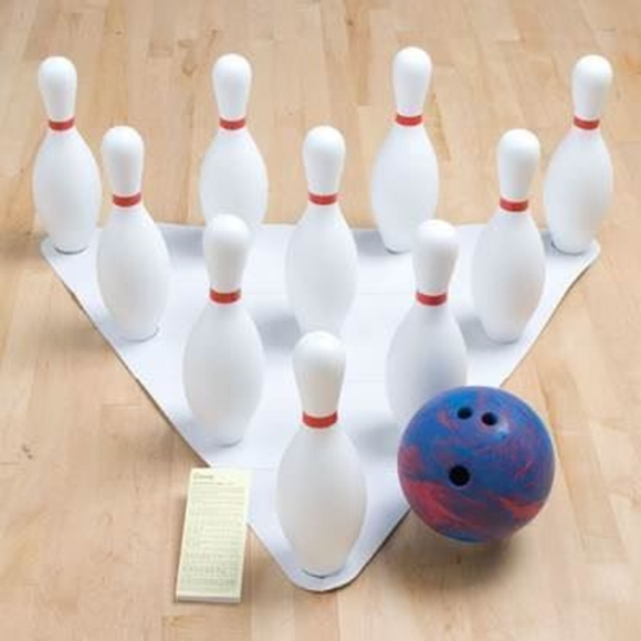 Picture of GameCraft® Weighted Bowling Set