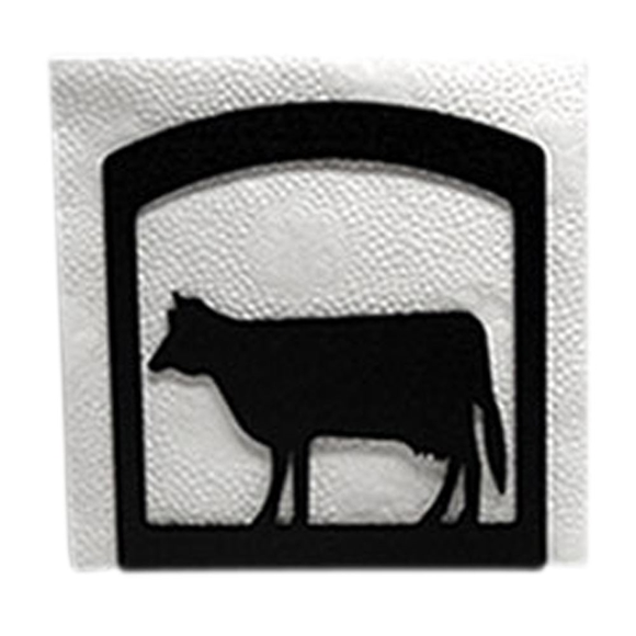 Picture of Cow - Napkin Holder
