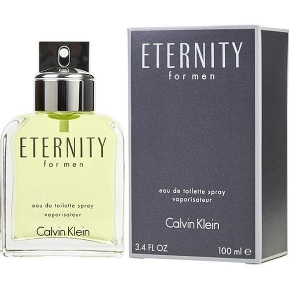 Picture of ETERNITY by Calvin Klein EDT SPRAY 3.4 OZ