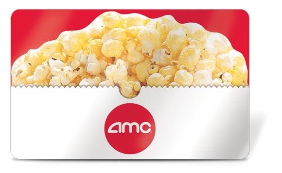Picture of AMC Theatres Gift Card